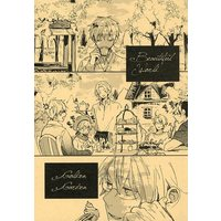 Doujinshi - Hetalia / America x United Kingdom (Beautiful World) / Golden Garden