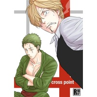 [Boys Love (Yaoi) : R18] Doujinshi - ONE PIECE / Sanji & Zoro (cross point) / SHE:BA