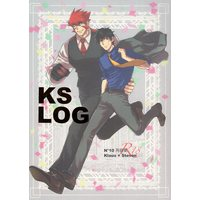 [Boys Love (Yaoi) : R18] Doujinshi - Blood Blockade Battlefront / Klaus V Reinhertz x Steven A Starphase (KS LOG *再録) / N°10
