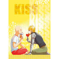 Doujinshi - One-Punch Man / Saitama x Genos (KISS) / あいたい
