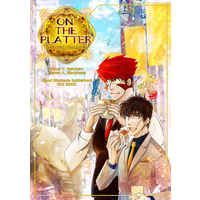 Doujinshi - Novel - Blood Blockade Battlefront / Klaus V Reinhertz x Steven A Starphase (ON THE PLATTER) / Ametrine