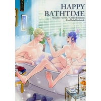 [Boys Love (Yaoi) : R18] Doujinshi - Novel - Anthology - IRON-BLOODED ORPHANS / McGillis Fareed x Gaelio Bauduin (HAPPYBATHTIME) / しまこ & kta & 井戸 & Touya Tsuzuru & 佐伯ナオ