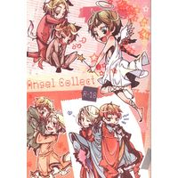 [Boys Love (Yaoi) : R18] Doujinshi - Hetalia / France x United Kingdom (Angel Collect) / MAOIRON