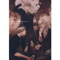 [Boys Love (Yaoi) : R18] Doujinshi - Hetalia / United Kingdom (Arthur) (tragedy of epicurean 快楽主義の悲劇) / Frc.in