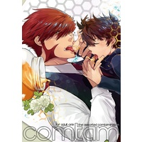 [Boys Love (Yaoi) : R18] Doujinshi - Manga&Novel - Anthology - Blood Blockade Battlefront / Klaus V Reinhertz x Leonard Watch (COMTAM) / くくちの BOOTH