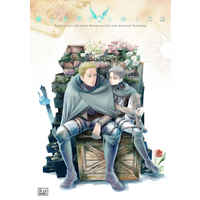 [Boys Love (Yaoi) : R18] Doujinshi - Manga&Novel - Anthology - Shingeki no Kyojin / Erwin x Levi (壁と世界と太陽と英雄) / 春のエルリ祭り準備会