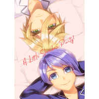 Doujinshi - IRON-BLOODED ORPHANS / McGillis Fareed x Gaelio Bauduin (A Little Slumber Party!) / はだか天国