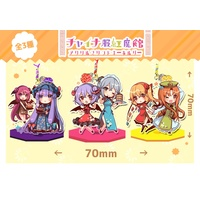 Acrylic stand - Touhou Project