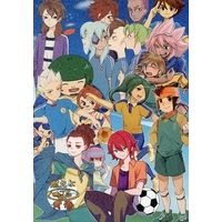 Doujinshi - Manga&Novel - Anthology - Inazuma Eleven Series / All Characters (Inazuma Eleven) (燃えよ!青春) / 奏 & 蒼羽 & 星龍エト