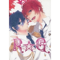 Doujinshi - Novel - UtaPri / Otoya x Tokiya (R☆G ROULETTE☆GAME Otoya*Tokiya Only Event Memorial Anthology) / R☆G実行委員会