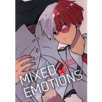 [Boys Love (Yaoi) : R18] Doujinshi - My Hero Academia / Todoroki Shouto x Bakugou Katsuki (MIXED EMOTION ☆僕のヒーローアカデミア) / パンリミ