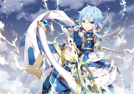 Tapestry - Sword Art Online / Shinon