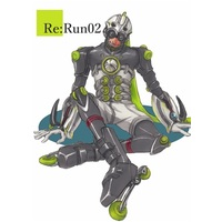 Doujinshi - Omnibus - TIGER & BUNNY / Mob & Ryan Goldsmith & Agnes Joubert & Robin Baxter (Re:Run02) / Strike☆Eagle