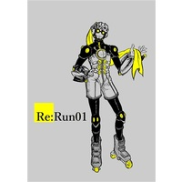 Doujinshi - Omnibus - TIGER & BUNNY / Mob & Kotetsu & Ryan Goldsmith & Robin Baxter (Re:Run01) / Strike☆Eagle