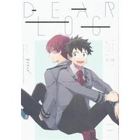 [Boys Love (Yaoi) : R18] Doujinshi - My Hero Academia / Todoroki Shouto x Midoriya Izuku (DEAR LOG【池袋本店出品】) / YAYUN