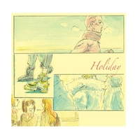 Doujinshi - TIGER & BUNNY / Ryan Goldsmith & All Characters (Holiday) / ライオンズクラブSB