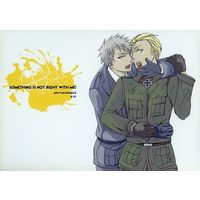 [Boys Love (Yaoi) : R18] Doujinshi - Hetalia / Prussia x Germany (SOMETHING IS NOT RIGHT WITH ME!) / KOMORIKU