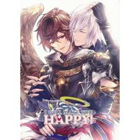 [Boys Love (Yaoi) : R18] Doujinshi - GRANBLUE FANTASY / Lucifer x Sandalphon (I WILL MAKE YOU HAPPY!) / ISTINTO