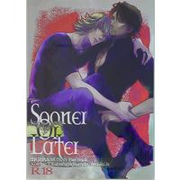 [Boys Love (Yaoi) : R18] Doujinshi - TIGER & BUNNY / Kotetsu x Barnaby (Sooner Or Later) / HEXE