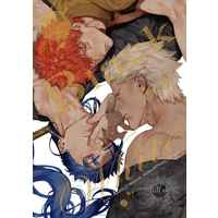 [Boys Love (Yaoi) : R18] Doujinshi - Fate/stay night / Shirou x Lancer & Archer  x Lancer (Black or White) / RED