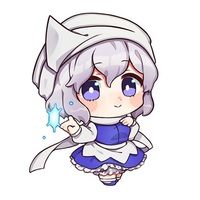 Trading Strap - Touhou Project / Letty Whiterock