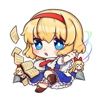 Trading Strap - Touhou Project / Alice Margatroid