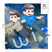 Doujinshi - Illustration book - Osomatsu-san (1日1唐唐まとめ本「twin」) / korokio