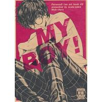 [Boys Love (Yaoi) : R18] Doujinshi - Persona5 (MY BOY!【池袋本店出品】) / scale