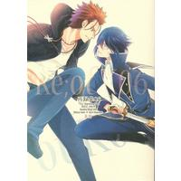 [Boys Love (Yaoi) : R18] Doujinshi - Omnibus - K (K Project) / Mikoto x Reisi (Re;otK06 (再録集06)【池袋本店出品】) / バンブーリング!
