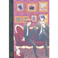 [Boys Love (Yaoi) : R18] Doujinshi - K (K Project) / Saruhiko x Misaki (DoubleSlash Re;Write【池袋本店出品】) / Double Slash