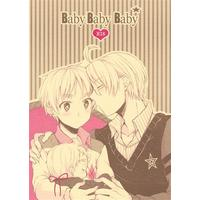 [Boys Love (Yaoi) : R18] Doujinshi - Hetalia / America x United Kingdom (Baby Baby Baby) / Yes,sir.