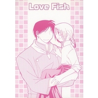 Doujinshi - Novel - Fullmetal Alchemist / Roy Mustang x Edward Elric (Love Fish) / Deep Inside