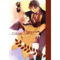[Boys Love (Yaoi) : R18] Doujinshi - Hetalia / Spain x United Kingdom (Cobre *再録) / 赤銅色