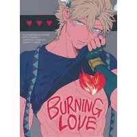 Doujinshi - Jojo Part 2: Battle Tendency / Joseph x Caesar (BURNING LOVE【池袋本店出品】) / BTGY