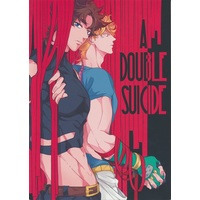 Doujinshi - Jojo Part 2: Battle Tendency / Joseph x Caesar (A Double Suicide【池袋本店出品】) / Mayonaka