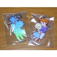 Key Chain - Jojo Part 2: Battle Tendency / Caesar & Joseph