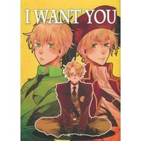 Doujinshi - Hetalia / America x United Kingdom (I WANT YOU) / 2or2