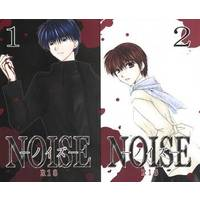 [Boys Love (Yaoi) : R18] Doujinshi - Ghost Hunt (NOISE-ノイズ- 2冊セット *状態B) / Seraphita