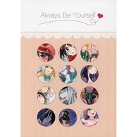 Doujinshi - Illustration book - Anthology - Love Live (Always Be Yourself) / 夕焼け彼方