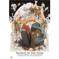 [Boys Love (Yaoi) : R18] Doujinshi - Hetalia / America x United Kingdom (ARTHUR IN THE DARK再録 下巻) / サンクチュアリ