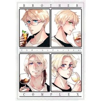 Doujinshi - Hetalia / America x United Kingdom (BROTHER COMPLEX 1) / Lemoncurd