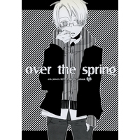 [Boys Love (Yaoi) : R18] Doujinshi - Hetalia / Japan x America (over the spring) / 紺屋町メトロ