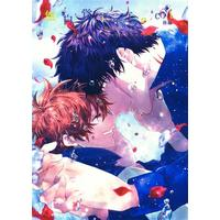 [Boys Love (Yaoi) : R18] Doujinshi - Blood Blockade Battlefront / Steven A Starphase x Leonard Watch (無自覚infect -後編-) / いぬ小屋