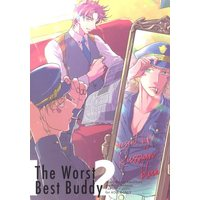 [Boys Love (Yaoi) : R18] Doujinshi - Jojo Part 2: Battle Tendency / Caesar x Joseph (The Borst Best Buddy 2) / ロシアンブルー