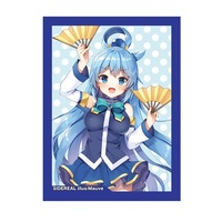 Card Sleeves - KonoSuba / Aqua