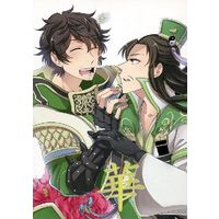 Doujinshi - Dynasty Warriors / Xu Shu & Syokatsuryou (華) / 市松家