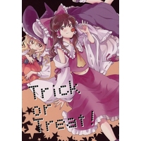 Doujinshi - Anthology - Touhou Project / Marisa & Reimu (Trick or Treat) / MILO