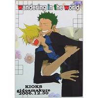 Doujinshi - ONE PIECE (wanderingintheworld 1) / kioks/零敗/月地下