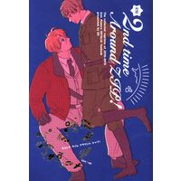 [Boys Love (Yaoi) : R18] Doujinshi - Hetalia / America x United Kingdom (2nd time Around ZJL! *再録) / XD