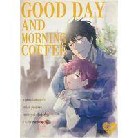 [Boys Love (Yaoi) : R18] Doujinshi - Blood Blockade Battlefront / Steven A Starphase x Leonard Watch (GOOD DAY AND MORNING COFFEE) / 学徒士団